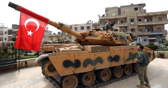 Türkiye Afrin'i terörden temizledi, ABD zararlı çıktı
