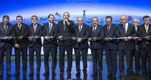 Erdoğan müjdeyi verdi: 2018de doğal gaz ulaşmayan ilimiz kalmayacak
