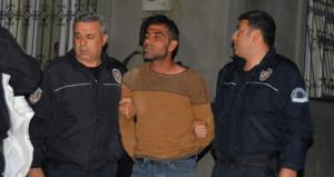 Kendisine ceza yazan polislere pompalı av tüfeği ile saldırdı