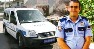 Ekip otosunda skandal! Polis genç kıza tecavüz etti, arkadaşı izledi