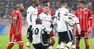 Şampiyonlar Liginde köşeyi dönen Beşiktaş, ligde çakıldı