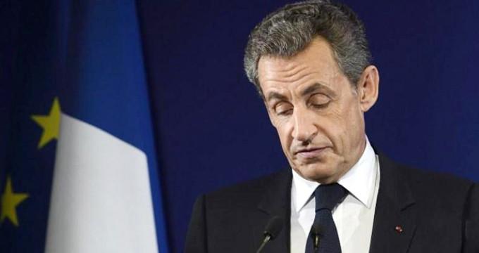 Fransa'nın eski Cumhurbaşkanı Sarkozy gözaltında