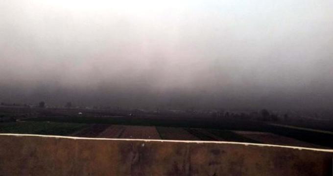 Suriye'den yükselen dumanlar sınırı kapladı! Göz gözü görmüyor