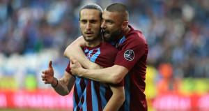 Trabzonspor, Burak Yılmaz haberlerine son noktayı koydu