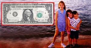 19 yıl önce kayboldu, 1 dolarlık banknotta bıraktığı not bulundu