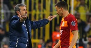 Aykut Kocaman derbiye üzüldü: Galatasarayı elimizden Allah kurtardı