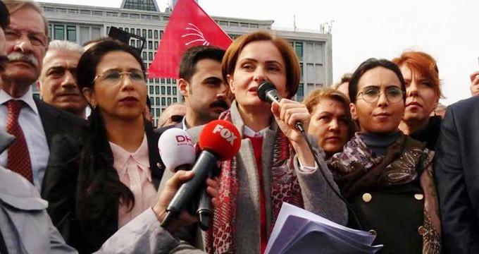 CHP İstanbul'da kullanacağı seçim sloganı belli oldu