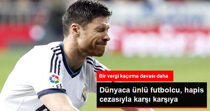 Dünyaca ünlü futbolcu, hapis cezasıyla karşı karşıya
