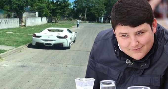 Ferrari, malikane, yat! Uruguay, Tosun'un lüks hayatını konuşuyor