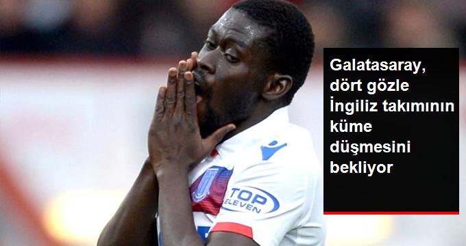 Galatasaray, dört gözle İngiliz takımının küme düşmesini bekliyor