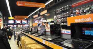 Ünlü teknoloji mağazası, internet sitesini kiraya veriyor