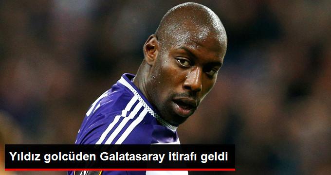 Yıldız golcüden Galatasaray itirafı geldi