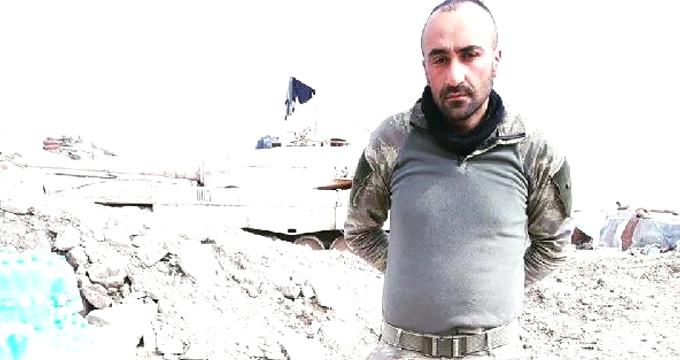 Afrin şehidinin baba ocağına ateş düştü! 3 gün önce memleketine gitmiş