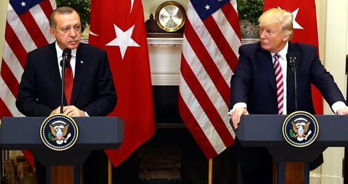 Erdoğan-Trump görüşmesine ABD'den ilk yorum geldi