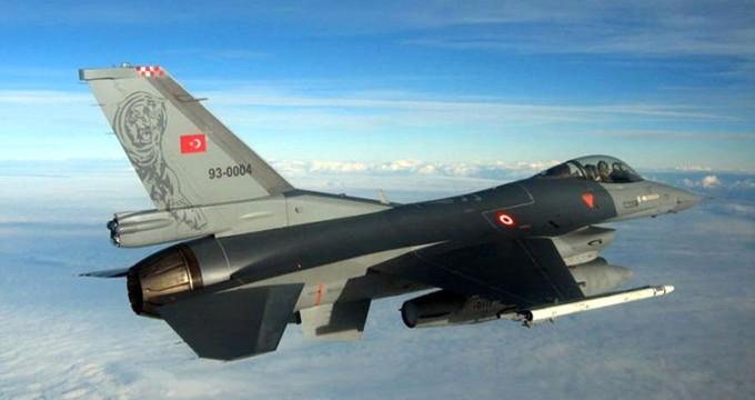 Nevşehir'de askeri uçak düştü: 1 şehidimizin cenazesine ulaşıldı