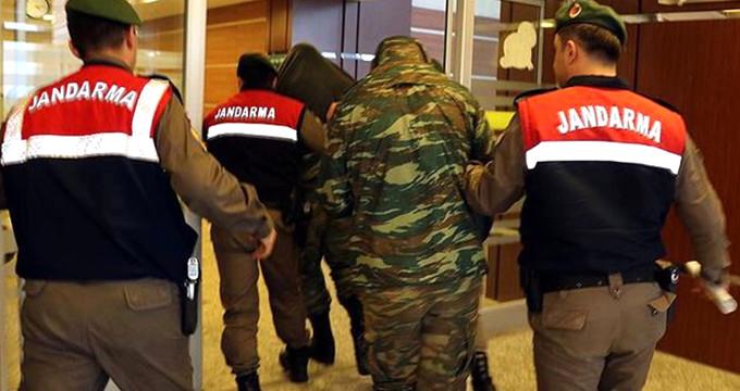 Sınırı geçen 2 Yunan askerinin üzerinden askeri kroki çıktı