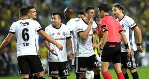 Beşiktaşta bir yıldız daha Everton yolcusu!