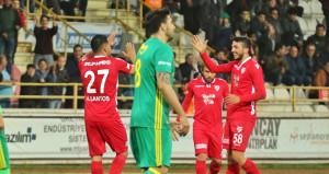 Boluspordan Fenerbahçeye tarihi fark! Fena dağıldılar