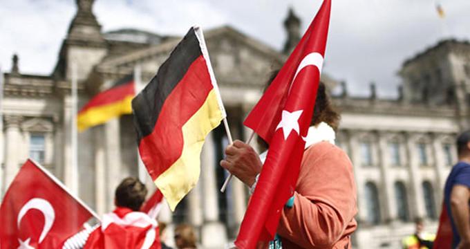 Türkiye'den Almanya'ya iki nota!