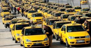 Taksi-UBER sorunu, Cumhurbaşkanı Erdoğana taşınıyor