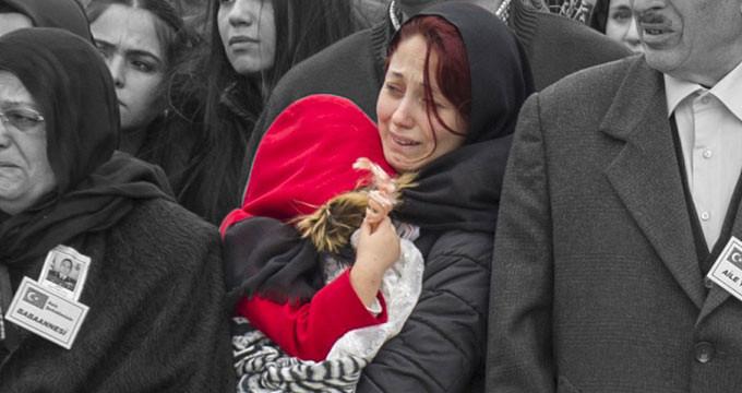2 ay sonra sonsuzluğa uğurlanan Afrin şehidine kahreden veda!