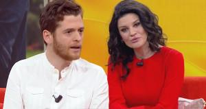 'Adriana hamile' iddialarına canlı yayında noktayı koydu