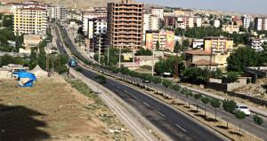 Diyarbakırda 4,1 büyüklüğünde deprem! Halk sokağa döküldü