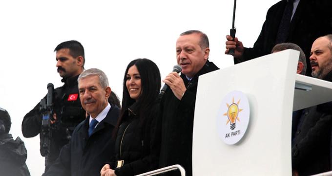 Erdoğan: Metal yorgunluğu bitti, diriliş yeniden başladı