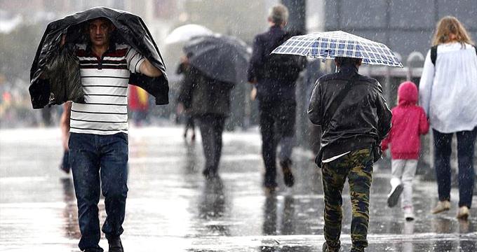 Meteoroloji'den güne sağanakla başlayan İstanbulluya kritik uyarı!