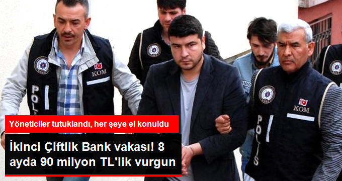 İkinci Çiftlik Bank Vakası! Anadolu Farm 8 Ayda 4 Bin 500 Kişiden 90 Milyon Toplamış