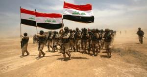 Irak Ordusu Sincar'a girdi! PKK ve YBŞ sembolleri söküldü