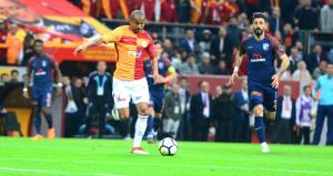 Başakşehir maçı sonrası Galatasaraya ceza çıktı
