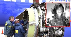 Düşen uçağı son anda kurtaran kadın pilot kahraman ilan edildi
