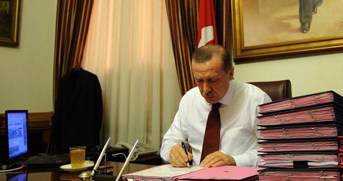 Erdoğan'ın masasındaki son anketi, AK Parti Sözcüsü duyurdu