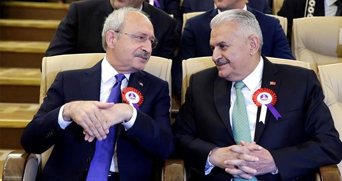 Başbakan'dan Kılıçdaroğlu'na Cumhurbaşkanlığı çağrısı: Elini çabuk tut
