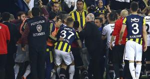 Beşiktaşı hükmen mağlubiyetten tek soru kurtardı