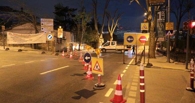 Kadıköy'ün ana girişi trafiğe kapatıldı, tam 1 yıl sürecek!