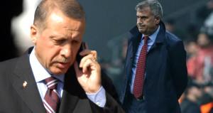 Olaylı derbi sonrası Erdoğandan Güneşe telefon!