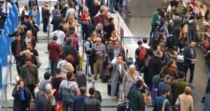 Sabiha Gökçende 23 Nisan yoğunluğu! 450 bin yolcu bekleniyor