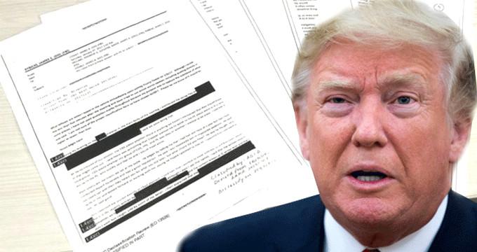 Trump, eski FBI Başkanı'ndan soruşturmayı durdurmasını istemiş