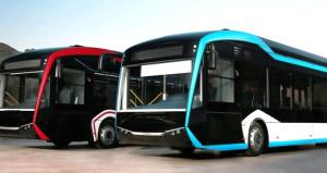 Yüzde yüz elektrikli ve yerli otobüsler çok yakında yola çıkıyor!