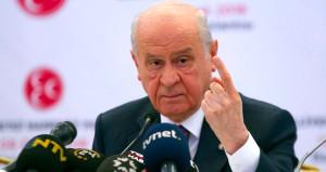 Beşiktaşlı Bahçeliden Fenerlileri kızdıracak derbi yorumu