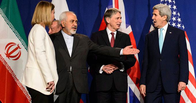 """İran'dan ABD'nin """"Çekiliriz"""" tehdidine rest!"""