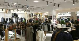 Dünya giyim devi, Türkiyedeki mağazalarını kapatmaya başladı