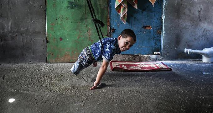 Filistinli engelli kardeşler hayallerine Türkiye'de kavuşacak