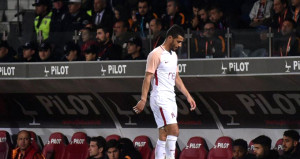 Galatasaraylı Belhanda deplasmanda kayıp
