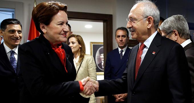 İşbirliği sonrası Akşener'den Kılıçdaroğlu'na övgü dolu sözler!