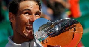 Monte Carloda şampiyon Nadal!
