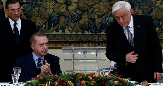 Yunan Cumhurbaşkanı'ndan Erdoğan'a şaşırtan övgü!