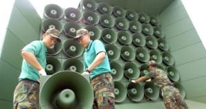 Barış rüzgarları esmeye başladı, Güney Kore müziğin kesini kıstı